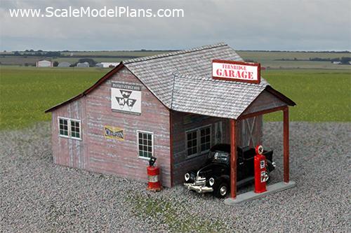 Diorama Garage 1 64 Pdf