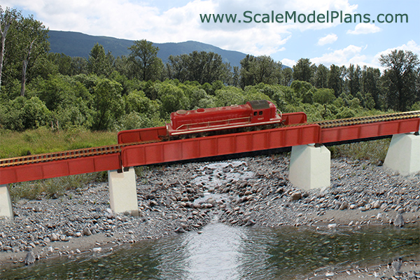 Model Railroad and Diorama Trackside Plans in HO Scale, O Scale, OO Scale, and N Scale