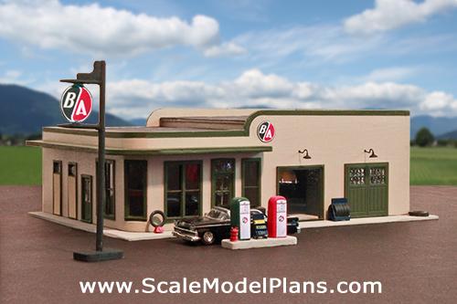 Model Train Structure Plans