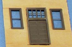 scale model windows