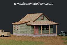 HO Scale model