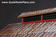 model railroad construction