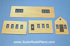 scratch building window guide